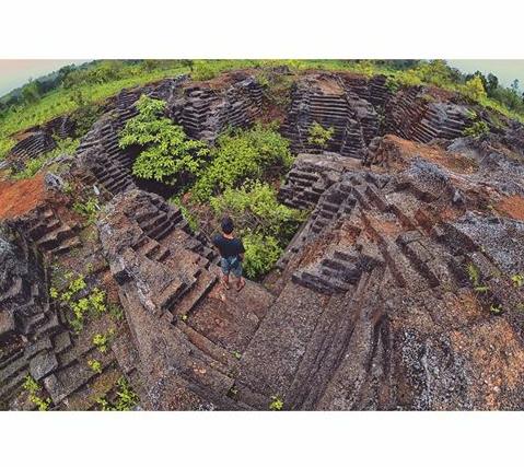 Wisata Gunungkidul Batu Giring Dusun Jelok Pacarejo Semanu Gudel 803