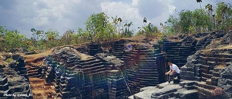 Wisata Unik Menarik Gunung Kidul Watu Giring Niagatour Kab Gunungkidul