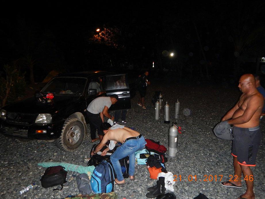 Diving Jayapura 18 Tablanusu Mendadak Menyelam Jam 30 Erix Menelepon