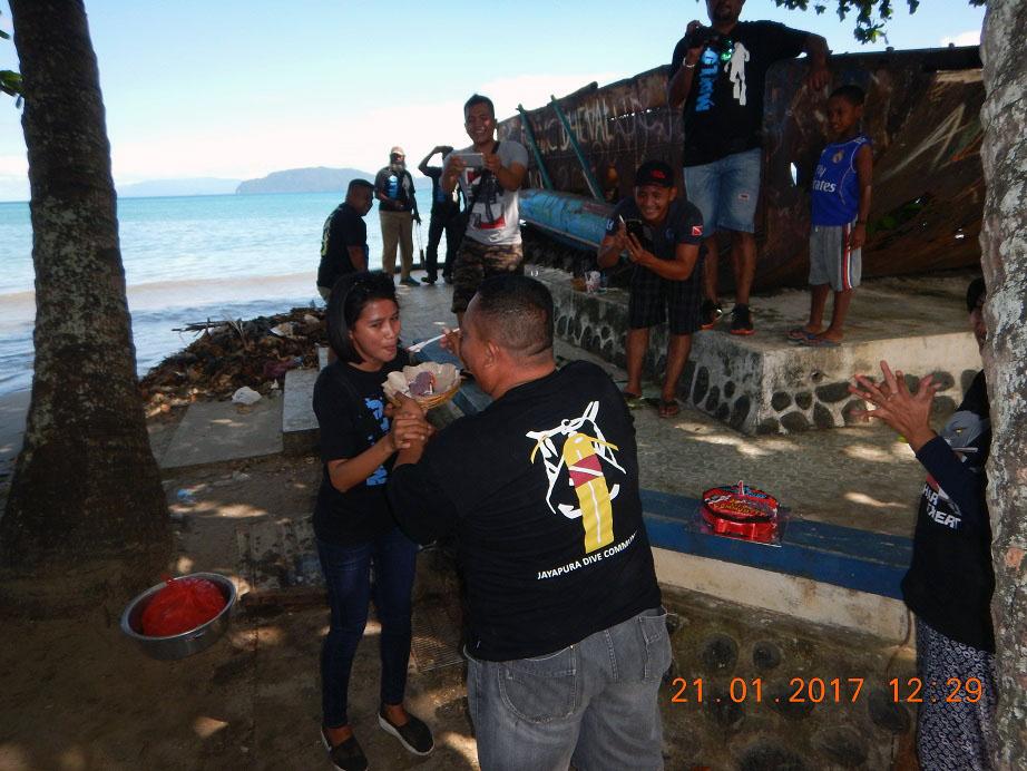 Diving Jayapura 18 Tablanusu Mendadak Menyelam Sabtu 21 Januari 2017