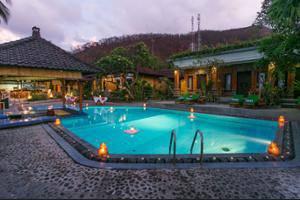 Hotel Murah Candidasa Bali Kolam Renang Harga Mulai Ashyana Tirta