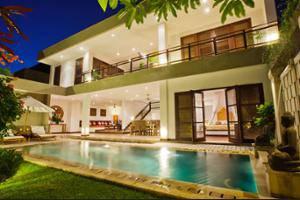 Hotel Murah Kerobokan Bali Kolam Renang Harga Mulai Danoya Villa