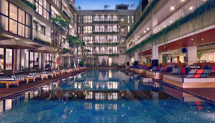 Hotel Murah Legian Bali Kolam Renang Harga Mulai Rp74 380