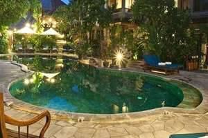 Hotel Murah Sanur Denpasar Bali Kolam Renang Harga Mulai Rp220