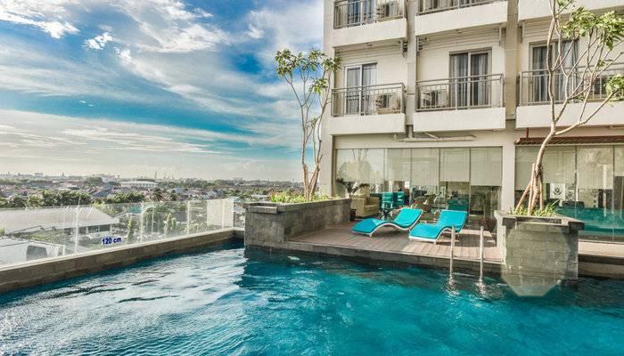 Hotel Murah Tangerang Kolam Renang Harga Mulai Rp167 355 44