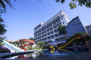 Hotel Pangandaran Murah Mulai Rp111 570 Grand Aquarium Kolam Renang