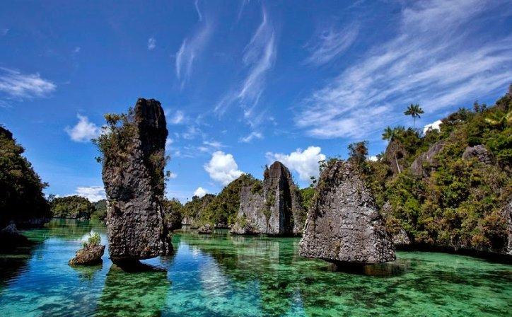 Nature Archives Frontone Hotel Jayapura Menjelajahi Pulau Misool Salah Satu