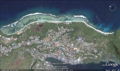 Agung Sabtaji Wisata Pantai Kota Kabupaten Jayapura Terletak Sebelah Utara