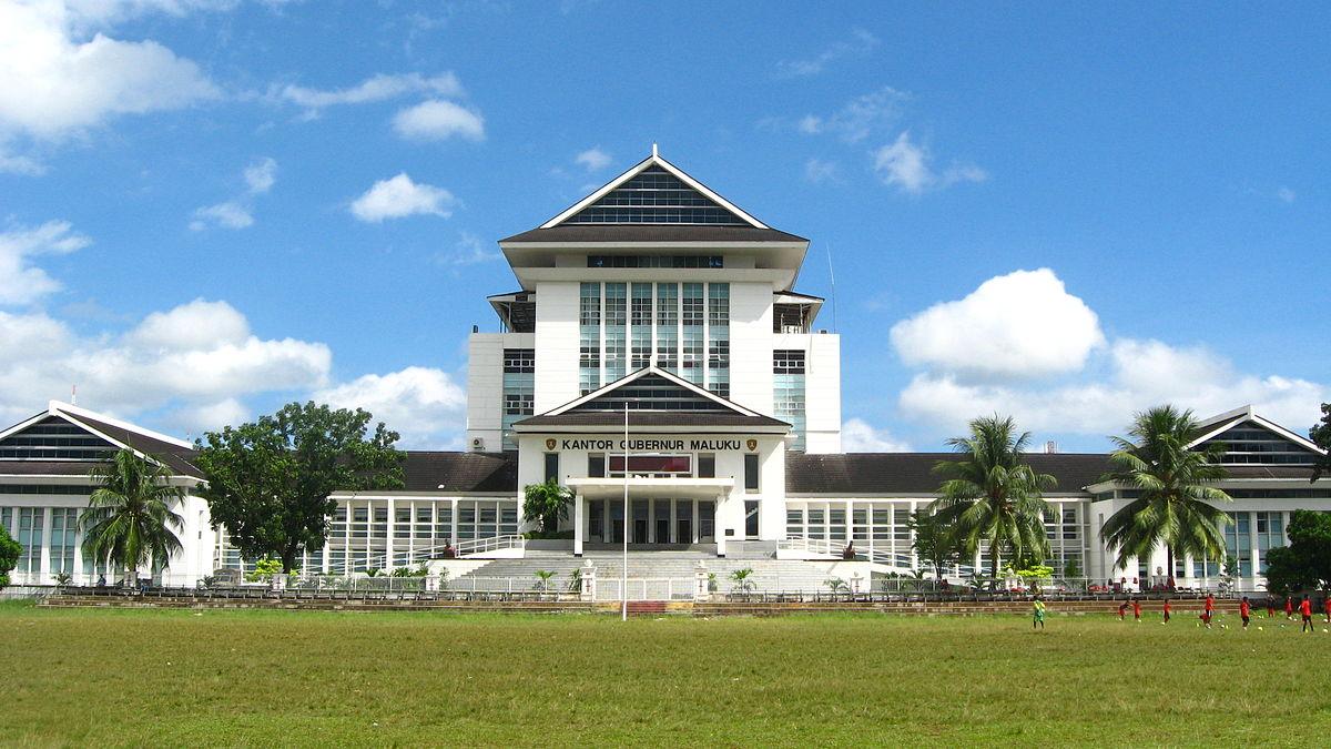 Ambon Maluku Wikipedia Pantai Base Kab Jayapura