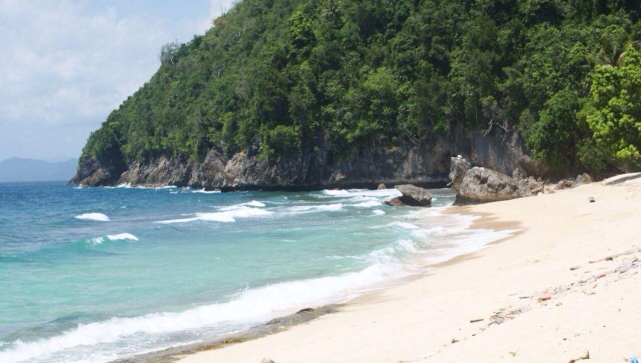 Base Beach Jayapura Papua Journey Pinterest Asia Travel Pantai Kab