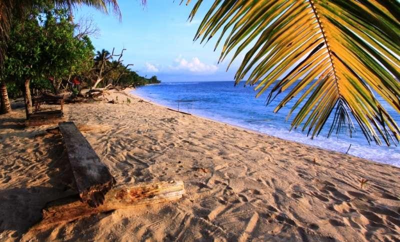 Jayapura Tercantik Punggung Papua Pantai Base Kab
