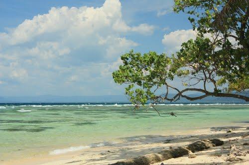 Jelajah Lintas Port Numbay Papua Pesona Pantai Bas Jayapura Base