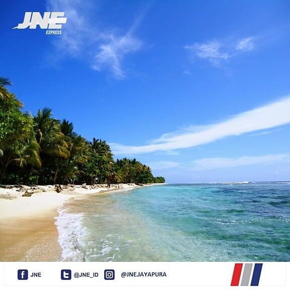 Jne Jayapura Instagram Profile Picbear Tahukah Kamu Pantai Base Menjadi