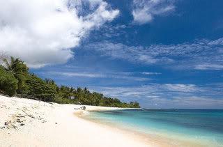 Keindahan Alam Papua Faviyo Pantai Base Tujuan Wisata Terletak Sebelah
