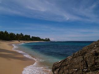 Koni Papua April 2017 Pantai Base Berada Kota Jayapura Bisa
