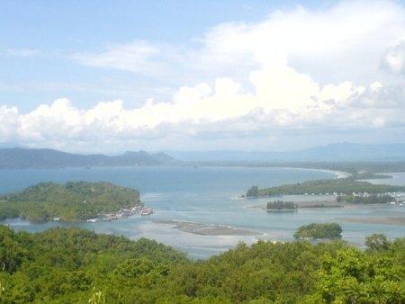 Mark Nicolas Blog Beauty Jayapura Teluk Youtefa Pantai Base Kab