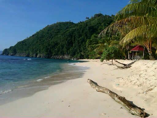Pantai Base Jayapura Papeda Hangat Buatan Clinton Kab