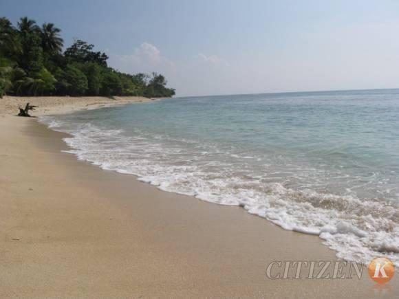 Pantai Base Jayapura Papeda Hangat Buatan Clinton Sebuah Terkenal Sejak