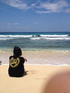 Pantai Base Jayapura Papua Pinterest Indonesia Kab