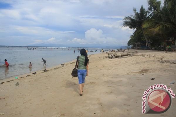 Pantai Base Kota Jayapura Antara News Papua Kab