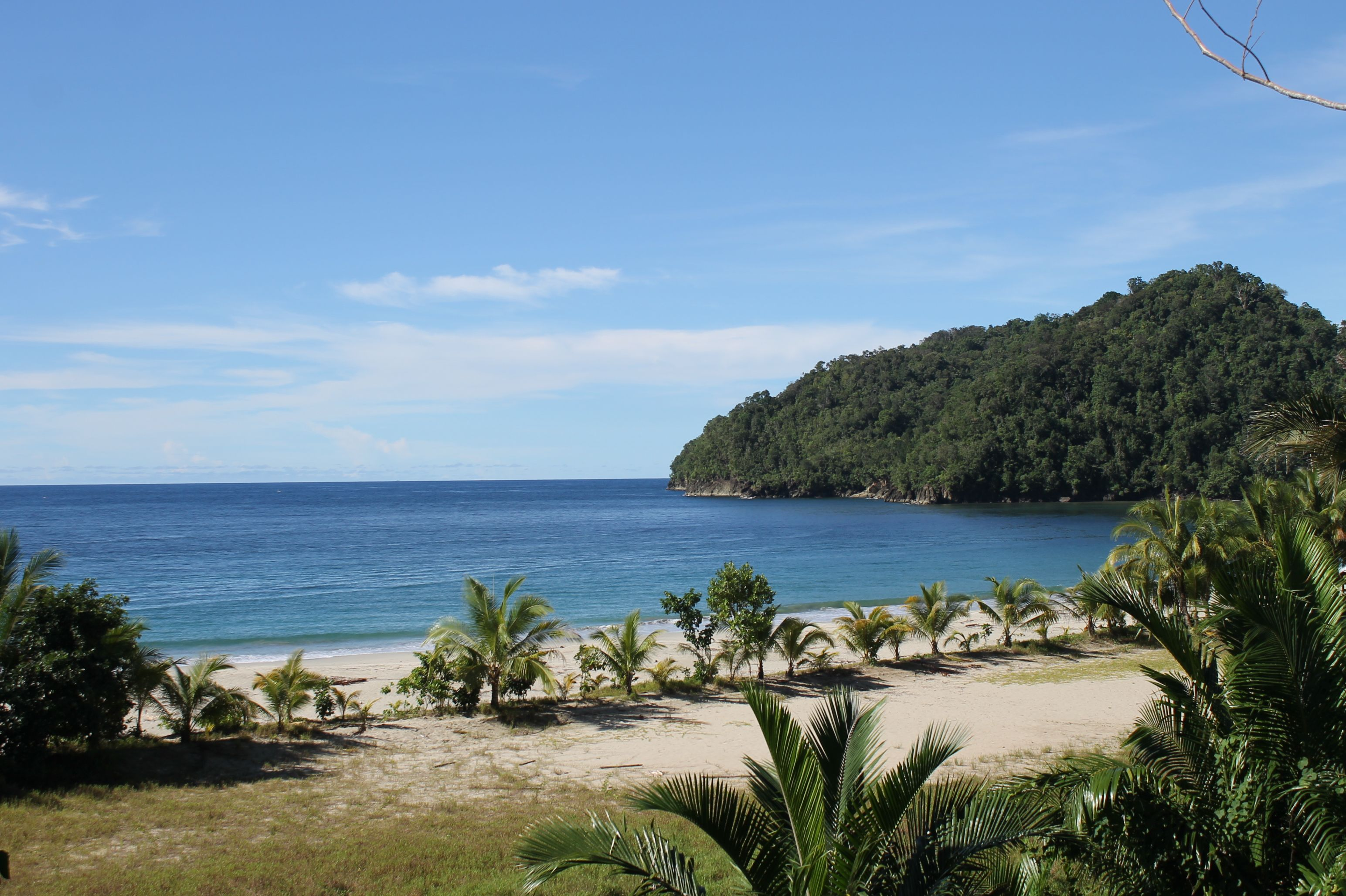 Pantai Bukisi Kampung Maruway Kabupaten Jayapura Papua Beach Base Kab