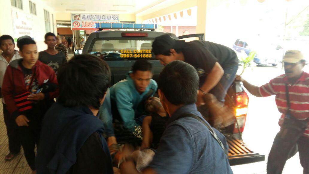 Satu Mahasiswa Tewas Tenggelam Pantai Base Jayapura Kab