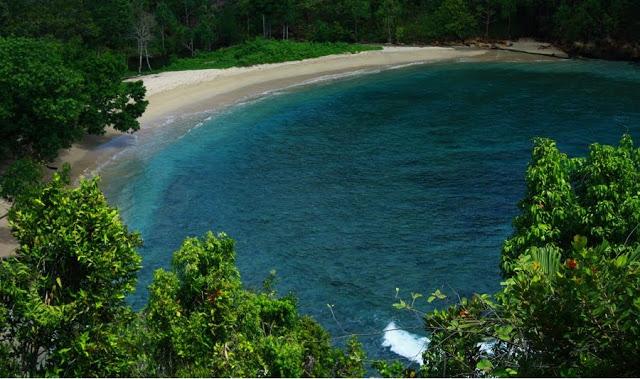Tempat Wisata Jayapura 13 Layak Sobat Kunjungi Pantai Pasir Enam