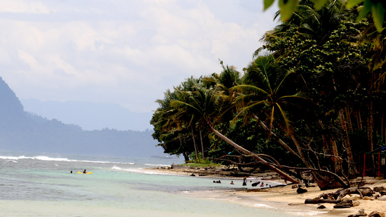 Vlog Traveling Satutenda Pantai Base Jayapura Papua Kab