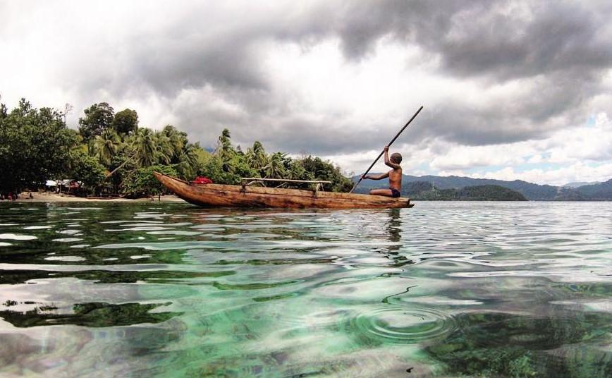 17 Tempat Wisata Jayapura Papua Hits Dikunjungi Pantai Harlem Kab