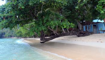 Pantai Anggaduber Biak Instagramable Banget Imaji Papua Harlem Teduh Senja