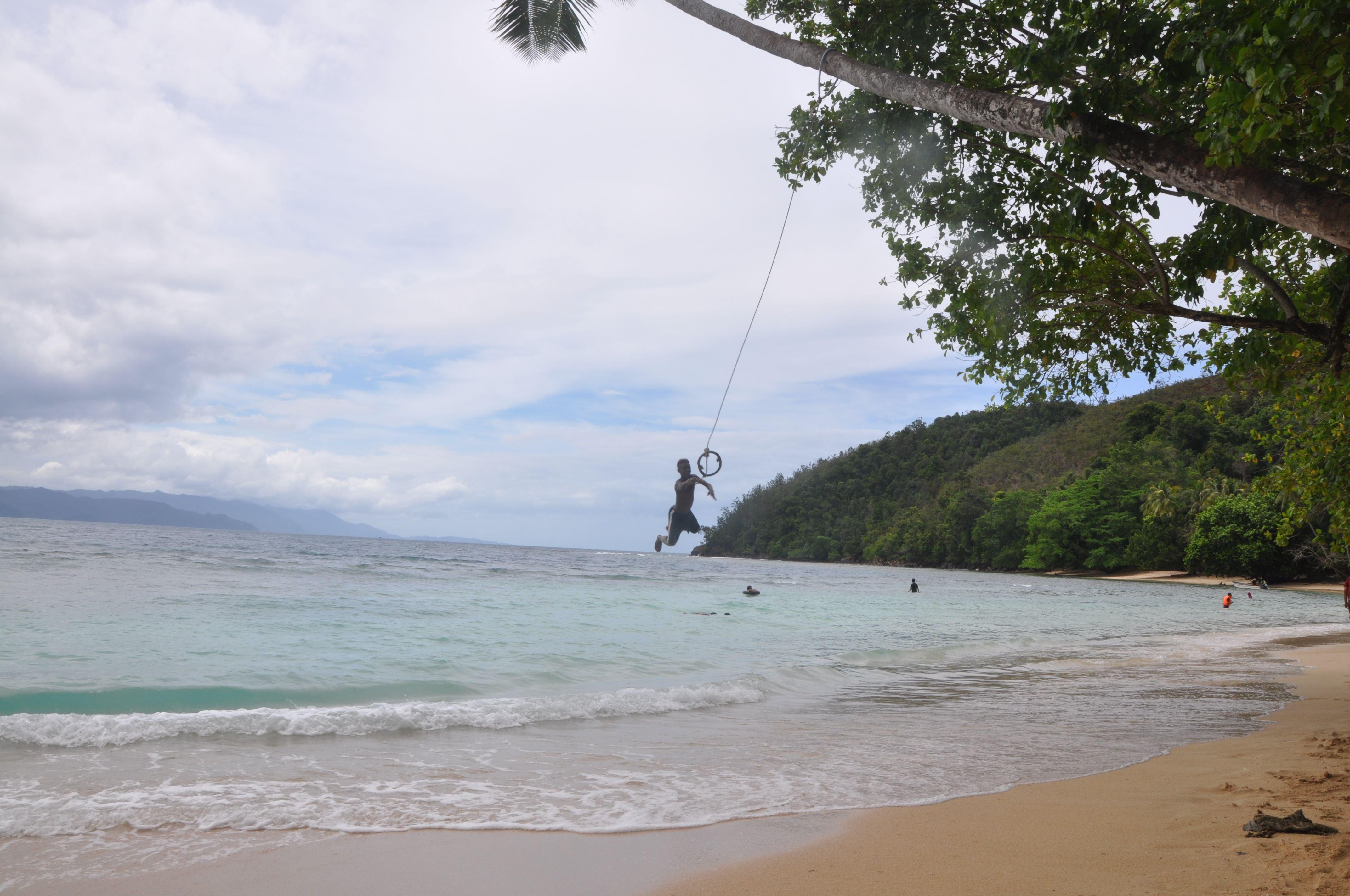 Pesona Pantai Harlem Sisi Lain Keindahan Papua Steemit Salah Satu