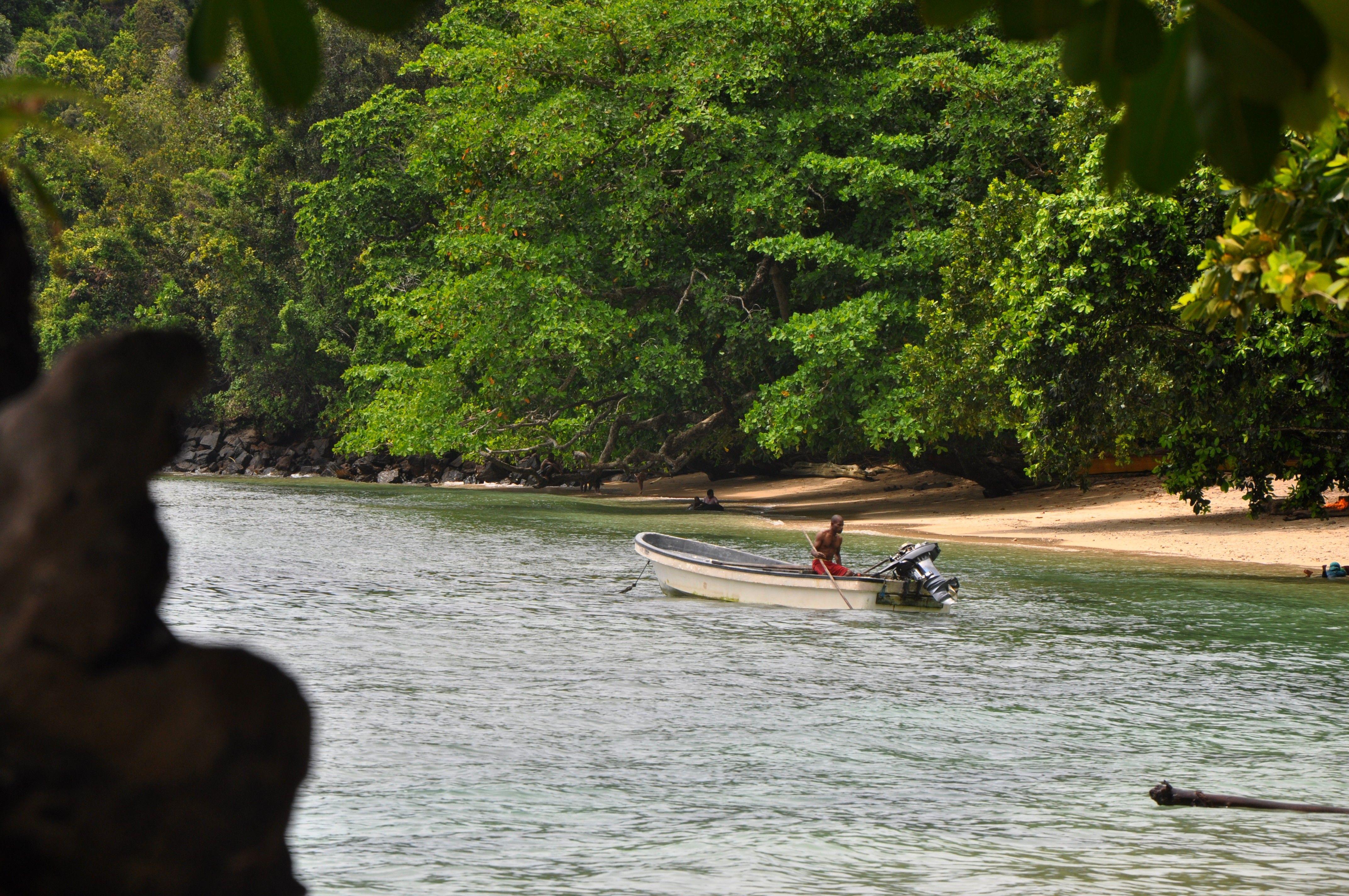 Pesona Pantai Harlem Sisi Lain Keindahan Papua Steemit Sekitar 15