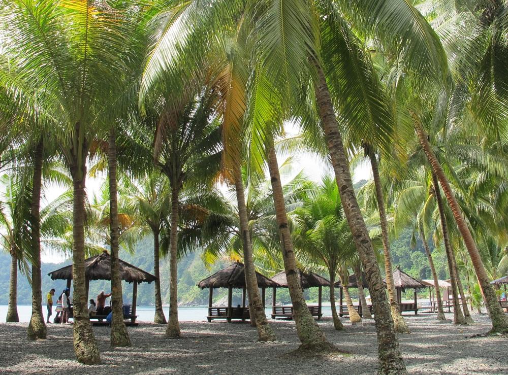 Tablanusu Wajah Cantik Desa Pantai Pesisir Jayapura Harlem Kab