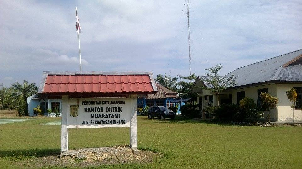 Daftar Nama Kecamatan Kelurahan Desa Kodepos Kota Kabupaten Jayapura Pantai