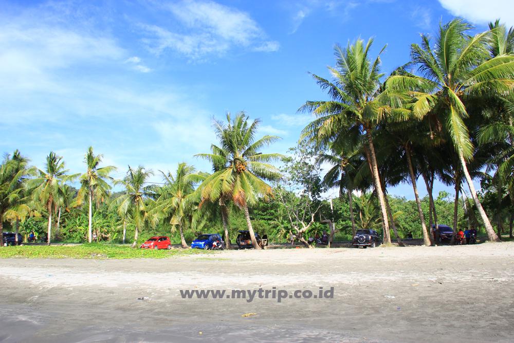 Nih Panduan Pantai Holtekamp Jayapura Warna Pasirnya Normal Pasir Umumnya
