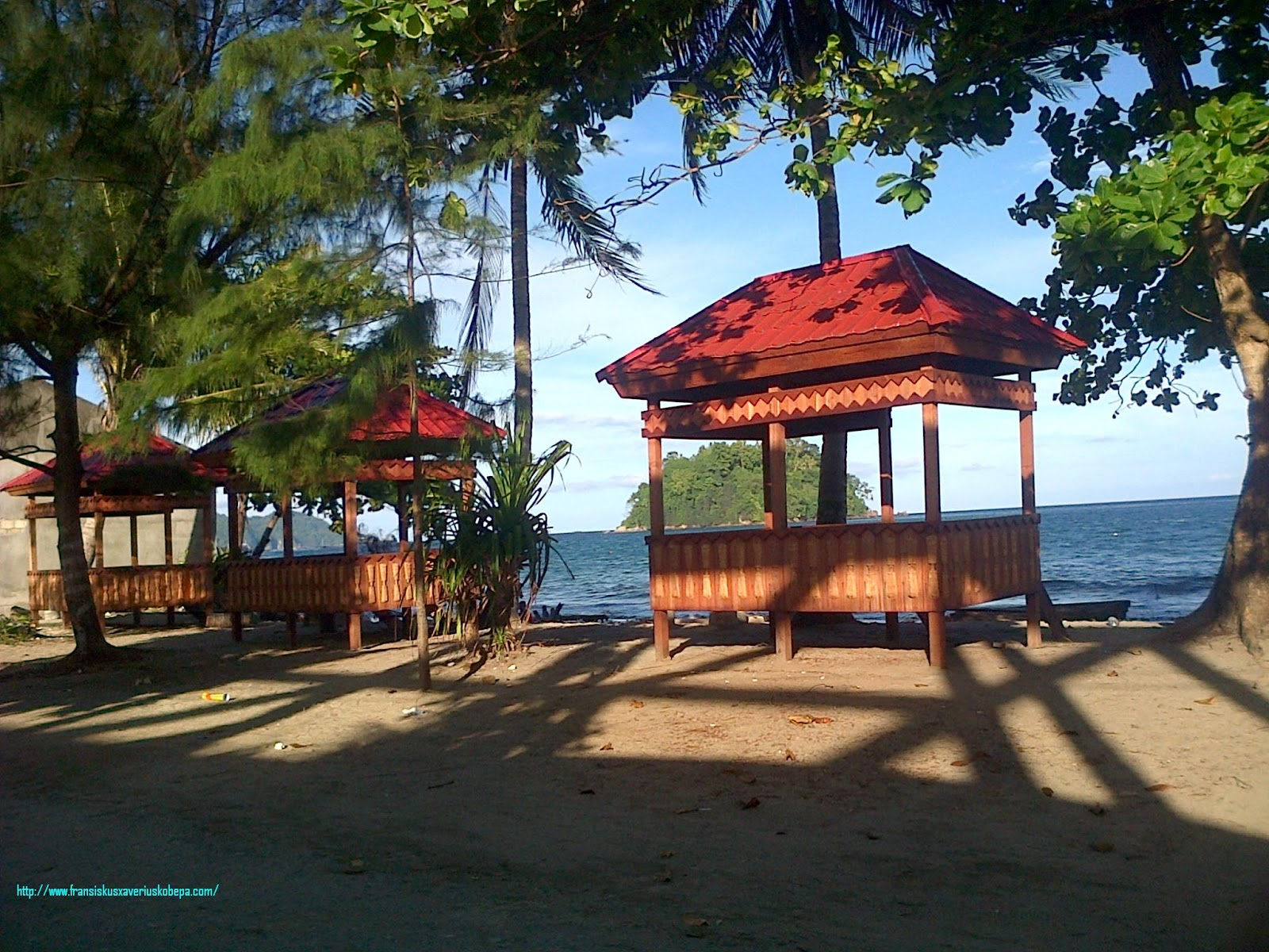 Object Moved Tercatat Sejumlah Destinasi Wisata Kota Jayapua Layak Dipamerkan