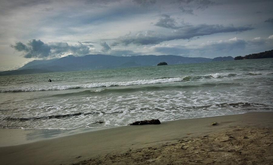 Pantai Holtekamp Jayapura Valent Huba Pasir Putih Papua Hotelkamp Kab