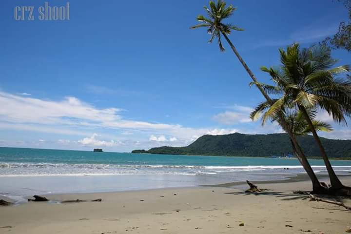 Pantai Holtekamp Papuansphoto Hotelkamp Kab Jayapura