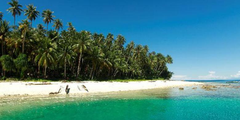 Pantai Jadi Obyek Wisata Andalan Papua Kompas Hotelkamp Kab Jayapura