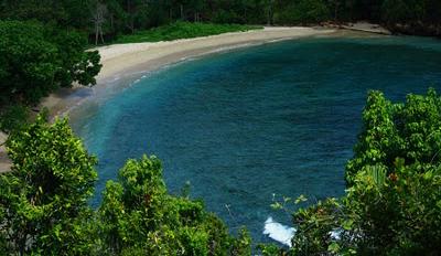 Pantai Pasir 6 Keindahan Alam Papua Hotelkamp Kab Jayapura