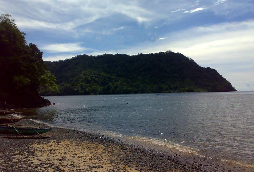 Pantai Tablanusu Keindahan Alam Papua Ditengah Laut Tidak Jauh Terdapat