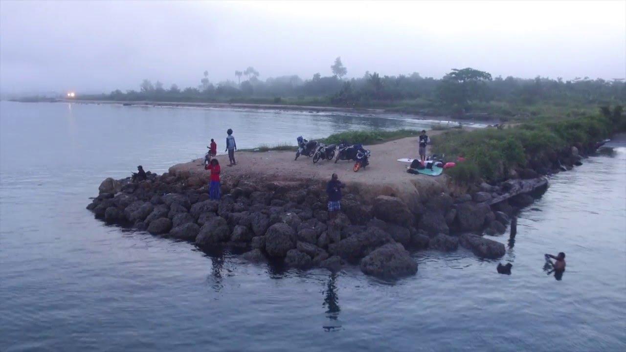 Refreshing Holtekam Jayapura Papua Youtube Pantai Hotelkamp Kab