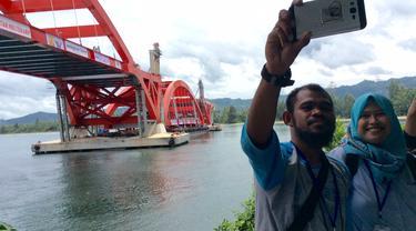 Soekarnopura Pengganti Nama Jembatan Holtekamp Jayapura Regional Liputan6 Pemerintah Kota