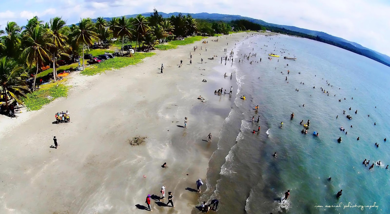 Tempat Wisata Jayapura 13 Layak Sobat Kunjungi Pantai Hotekamp Hotelkamp