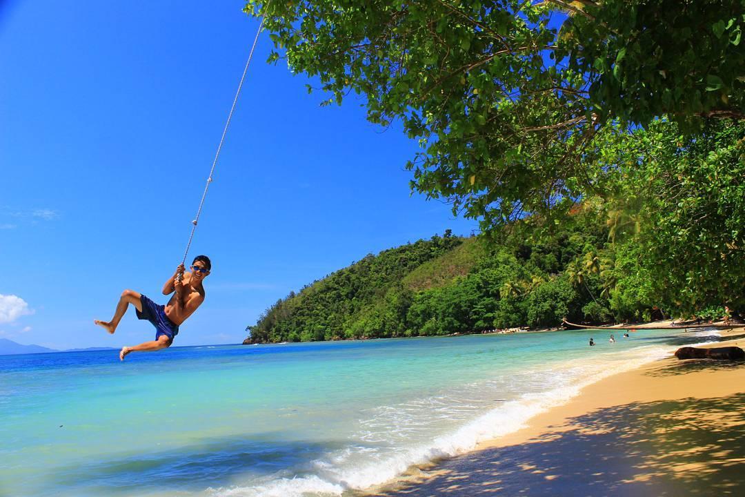 7 Wisata Jayapura Sajikan Panorama Alam Tanah Papua Pantai Harlem