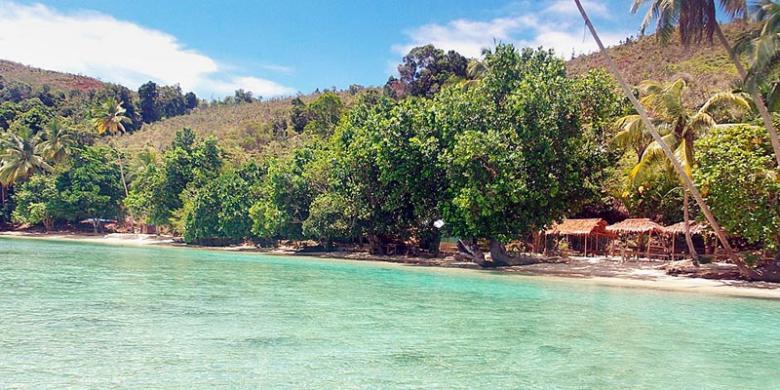 Harlem Surga Kecil Jayapura Kompas Pantai Salah Satu Destinasi Wisata