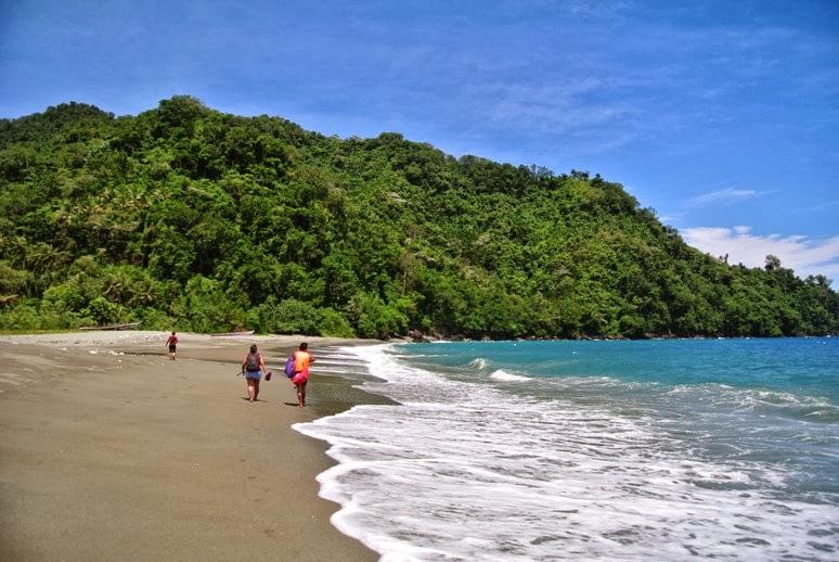 Ilambra Hidden Paradise Ormu Pantai 5 Muara Berpasir Kelabu Tempat