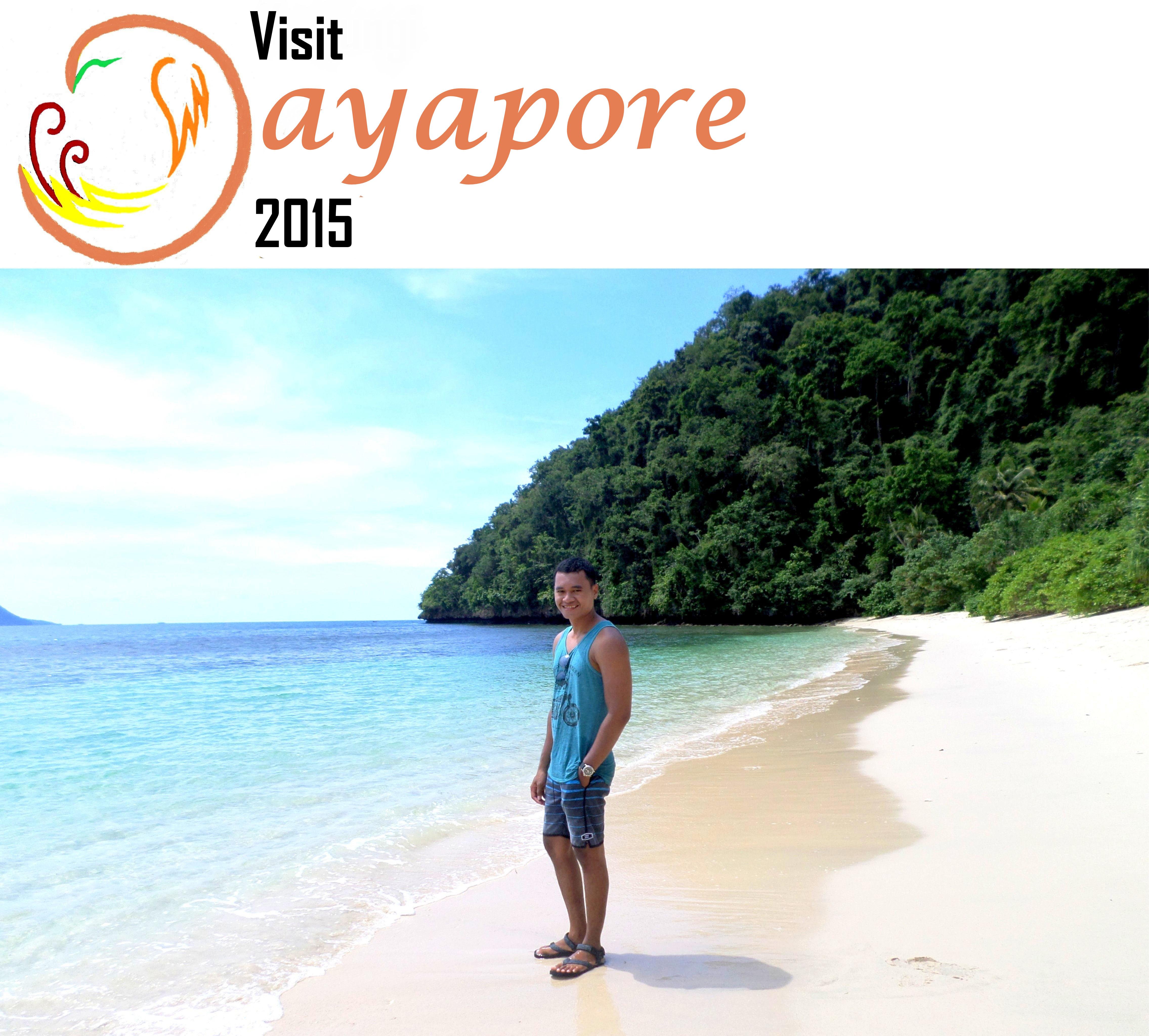Pantai Pasir 6 Eat Pray Travel Skouw1 Kab Jayapura