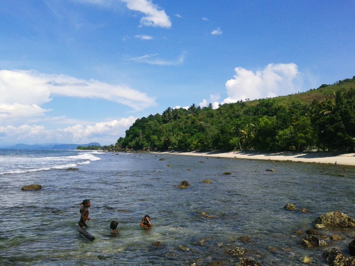 Perkenalan Jayapura Pantai Pasir Ii 040713 Journey 6 Kab