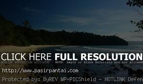 Pesona Pantai Holtekamp Pasirpantai Papua Pasir Putih Jayapura 6 Kab